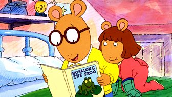 Arthur - Series 2: 13. I'm A Poet/scare-your-pants-off Club