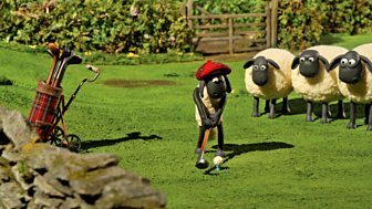 Shaun The Sheep - Series 2 - Who's The Caddy?