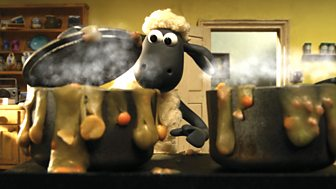 Shaun The Sheep - Series 2 - Frantic Romantic