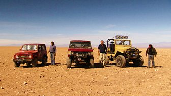 Top Gear - Series 14: 6. Bolivia Special