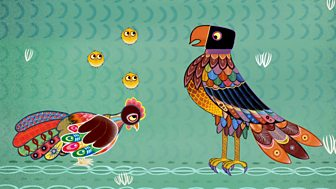 Tinga Tinga Tales - Series 1 - Why Hen Pecks At The Ground