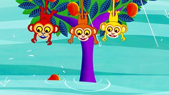 Tinga Tinga Tales - Series 1 - Why Monkeys Swing In The Trees