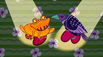 Tinga Tinga Tales - Series 1 - Why Frog Croaks