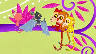 Tinga Tinga Tales - Series 1 - Why Bat Hangs Upside Down