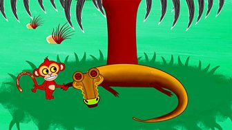 Tinga Tinga Tales - Series 1 - Why Caterpillar Is Never In A Hurry