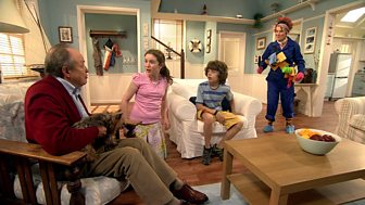 Grandpa In My Pocket - Series 2: 16. Great Aunt Loretta's Not So Great Plan