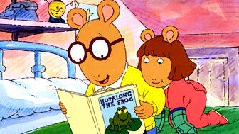 Arthur - Series 8 Double Episodes: 8. Jenna's Bedtime Blues