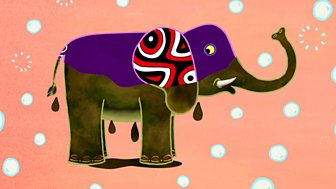 Tinga Tinga Tales - Series 1 - Why Elephant Has A Trunk