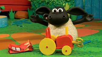 Timmy Time - Series 2 - Timmy's Tractor