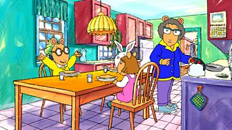 Arthur - Series 10: 10. Binky Goes Nuts