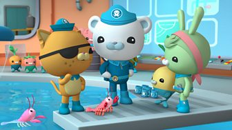 Octonauts - Series 1 - The Remipedes