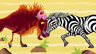 Tinga Tinga Tales - Series 2 - Why Wildebeest Stampede