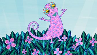 Tinga Tinga Tales - Series 2 - Why Chameleon Changes Colour