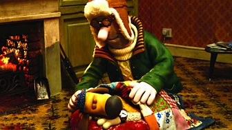Shaun The Sheep - Series 2: 38. Fireside Favourite