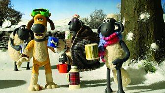 Shaun The Sheep - Series 2: 39. Snowed In