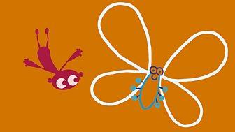 Dipdap - Butterfly