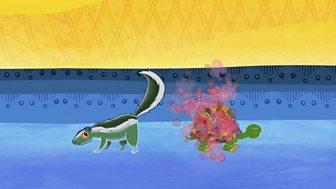 Tinga Tinga Tales - Series 2 - Why Skunk Smells