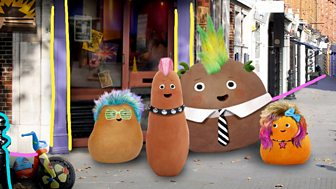 Small Potatoes - Playtime