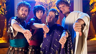 Horrible Histories - Series 3 - Episode 7
