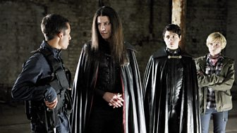 Young Dracula - Series 3: 12. Blood Loyalties