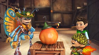 Tree Fu Tom - Series 1 - May The Best Berry Win