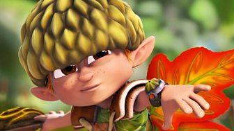 Tree Fu Tom - Series 1 - Squizzle Quest
