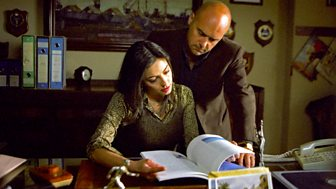 Inspector Montalbano - Series 1: 10. The Goldfinch And The Cat