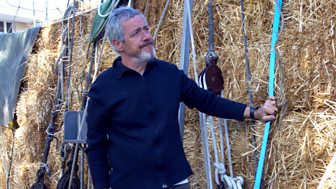 Britain's Lost Routes With Griff Rhys Jones - 2. Thames Barge