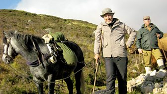 Britain's Lost Routes With Griff Rhys Jones - 3. Highland Cattle Drovers