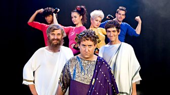 Horrible Histories - Series 4: Episode 13