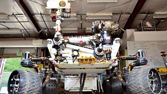 Horizon - 2012-2013: 2. Mission To Mars