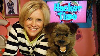 Hacker Time - Series 2 - Sue Barker