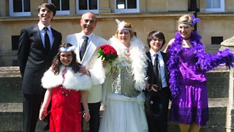 Marrying Mum And Dad - Series 1: 6. 1920's Bugsy Malone Style