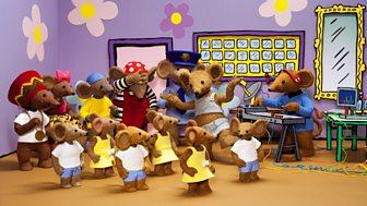 Rastamouse - Series 2 - Mouserobics