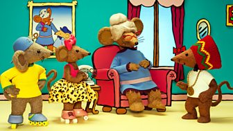 Rastamouse - Series 2: 5. Chatterbox