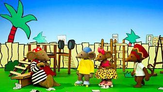 Rastamouse - Series 2 - Rappin Da Spell