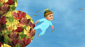 Baby Jake - Series 2 - Baby Jake Loves His Spinning Hat