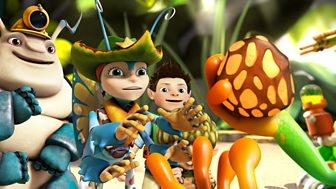 Tree Fu Tom - Series 2 - Treefle Tom