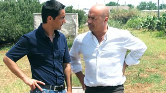 Inspector Montalbano - Series 2: 5. August Flame
