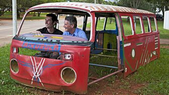 Brazil With Michael Palin - Into Amazonia