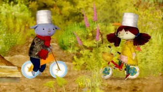 The Adventures Of Abney And Teal - Series 2 - Brilliant Wheels