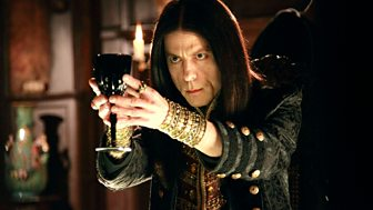 Young Dracula - Series 4: 3. Storm In A Blood Cup