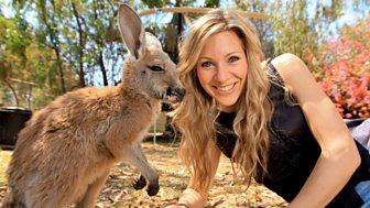 Naomi's Nightmares Of Nature - Series 1 - Australia: Desert