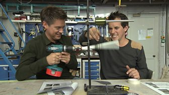 Absolute Genius With Dick And Dom - Series 1 - Faraday