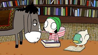 Sarah & Duck - Cheer Up Donkey