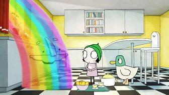 Sarah & Duck - Rainbow Lemon