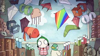 Sarah & Duck - Kite Flight