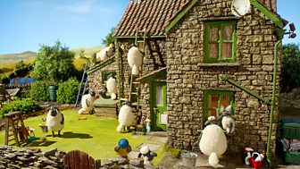 Shaun The Sheep - Series 3 - You Missed A Bit