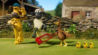 Shaun The Sheep - Series 3 - Hard To Swallow