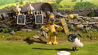 Shaun The Sheep - Series 3 - The Rounders Match